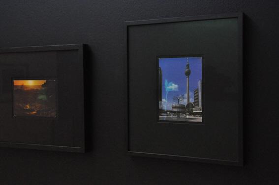 Olivier Millagou, Fade Postcard, 2007, courtesy Galerie Sultana